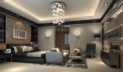 luxury bedroom interior 3d max model luxurious bedroom with big bed fully furnished 3d model Luxury Bedroom Interior 3d Max Model