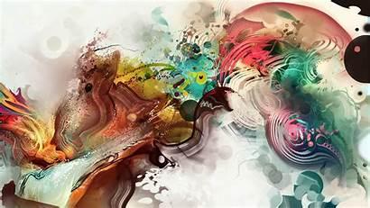 Desktop Artsy Wallpapers Artistic Background Bits