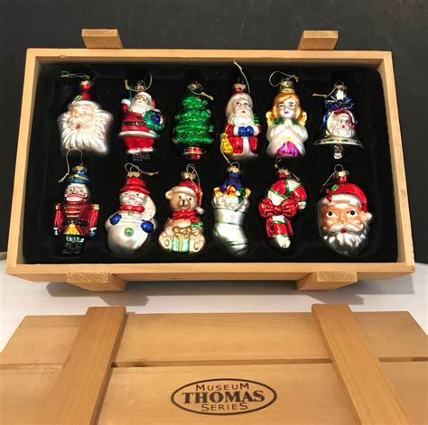 thomas pacconi classics christmas ornaments set