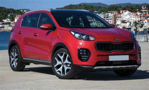 Kia Sportage 2019 by 2019 Kia Sportage Review Car And Driver Review