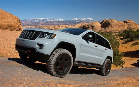 Jeep Cherokee Off Road 2017