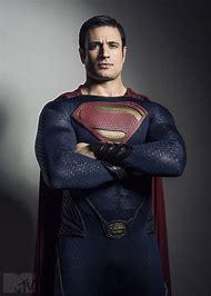 Superman Man of Steel Cosplay Costume