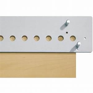 Gabarit Percage Biais : gabarit accura 32 hettich bricozor ~ Premium-room.com Idées de Décoration