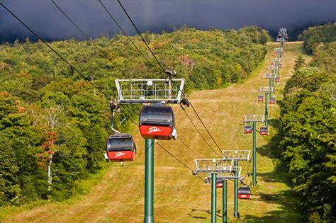 Summer Fun At New England Ski Resorts