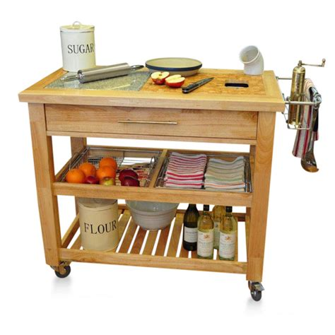 kitchen work station island what is a kitchen workstation the cooking academy 6574