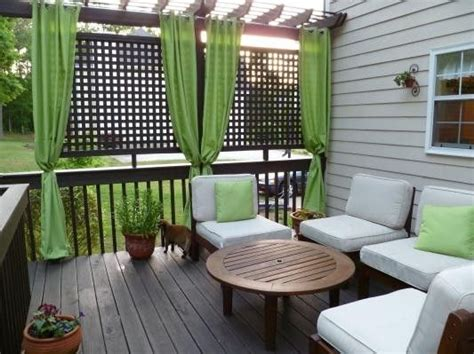 25 best ideas about privacy deck on privacy