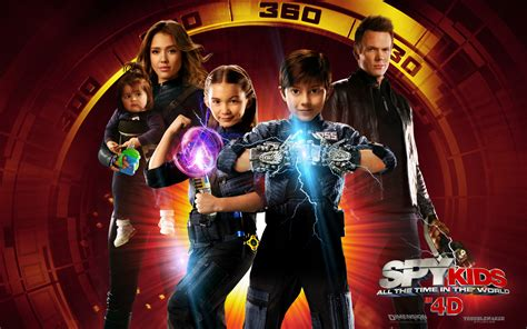 spy kids  spy kids   time   world