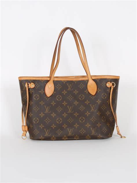 louis vuitton neverfull pm monogram canvas luxury bags