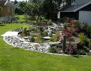 17 meilleures idees a propos de bassins de petit jardin With wonderful creer une allee de jardin 17 fabrication dune terrasse