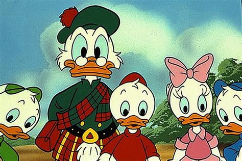 9 Things You Didn't Know About 'ducktales'
