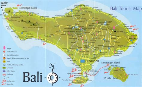 bali weather forecast  bali map info detail location