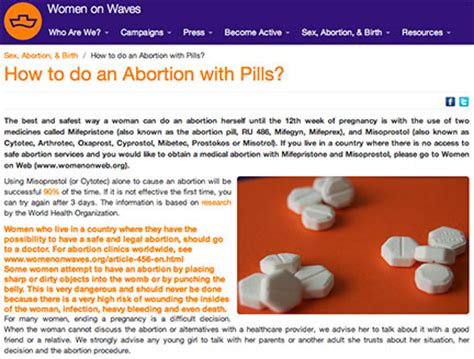Cytotec 6 Weeks Abortion Self Induced Abortions And The Myth Of Female Empowerment