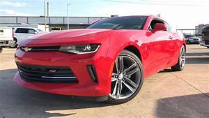 2018 Chevrolet Camaro Rs  3 6l V6  - Review
