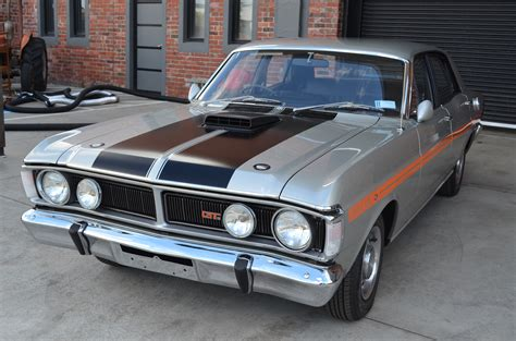 Immaculate 1970 Ford Xy Gt Falcon