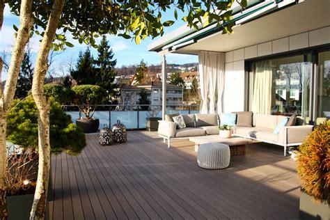Terrassengestaltung  PARC'S Gartengestaltung GmbH