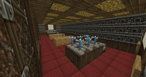 redwood farm minecraft building