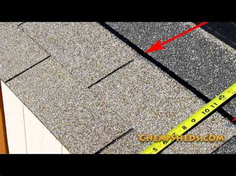how to shingle a shed roof how to shingle a shed roof