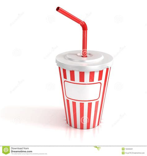 cup cuisine fast food paper cup with stock illustration