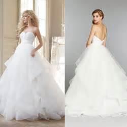 les robe de mariage robes de mode les robes blanches de mariage 2015