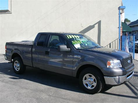 Supercab Modification by Ford F 150 Xlt Supercab Best Photos And Information Of