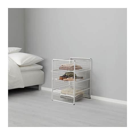 closet fil a antonius structure corbeille en fil ikea