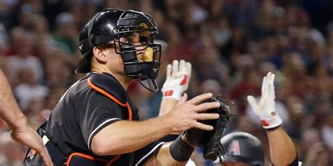 New D-backs catcher Jeff Mathis explains his pitch-framing