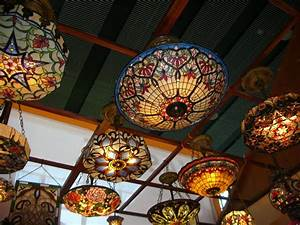 Restaurant, Lighting, Tiffany, Style, On, Winlights, Com