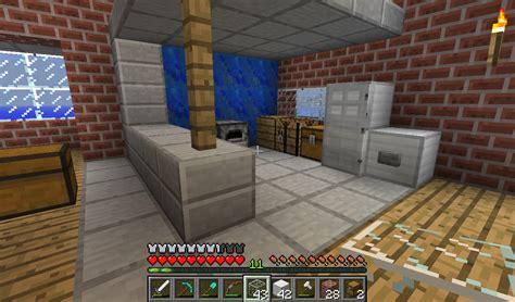 minecraft pocket edition build tutorials episode 2 kitchen