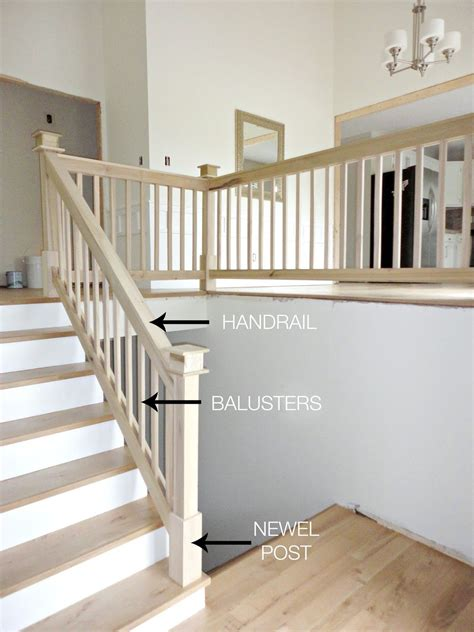 house makeover part   hardwood stairs
