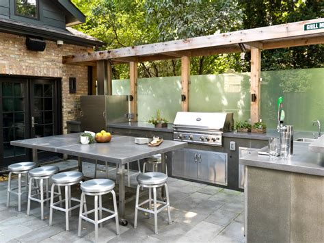 patio kitchen designs 30 fresh and modern outdoor kitchens 1425