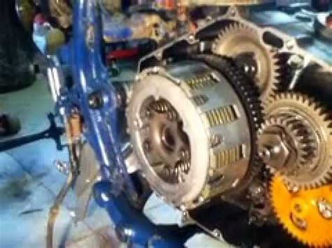 yamaha warrior clutch spring assembly youtube