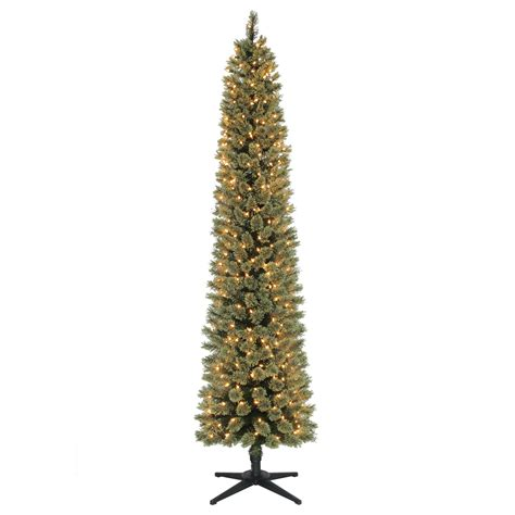 donner and blitzen tree donner and blitzen 7 slim pencil charleston tree sears