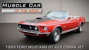 Muscle Car Of The Week Video Episode  149  1969 Ford