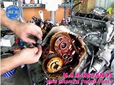 BMW E65 E66 How To Replace Upper Timing Chain Tensioner On