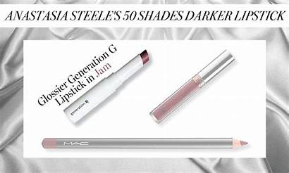 Lipstick Shades Anastasia Darker Fifty Steele Tried
