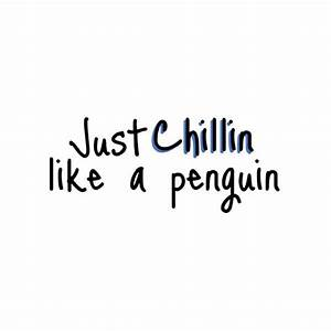 Tumblr quote cute penguin, adorable, love liked on ...