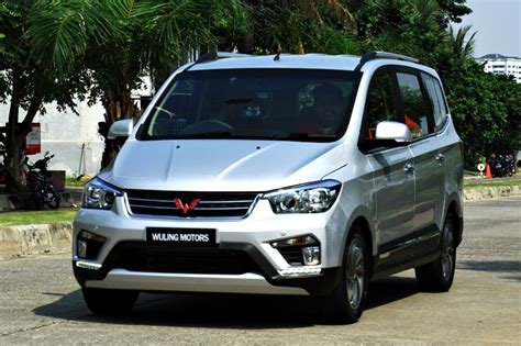Wuling Confero Picture by Wuling Confero S The Mpv From China Autocarweek