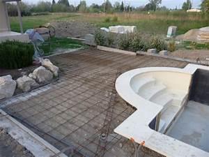 good comment poser des dalles autour d une piscine 8 With comment poser des dalles autour d une piscine