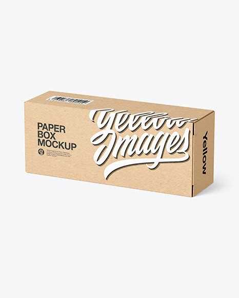 Mockup of pizza box 19 августа 2020, 01:30. Kraft Paper Box Mockup | Exclusive Mockups