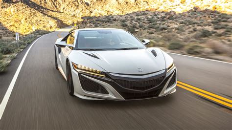 the new 2017 acura nsx hybrid stylish interwoven dynamics