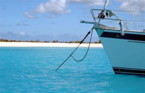 How To Anchor A Boat by How To Anchor A Boat With Maxsea Timezero Timezero