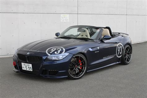 Bmw Z4 Tuning Page Added  Street & Circuit, �����