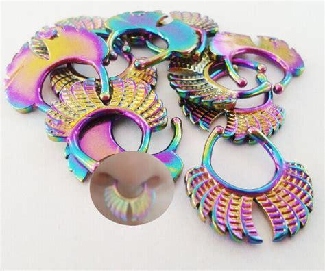 buy tribal septum ring septum jewelry