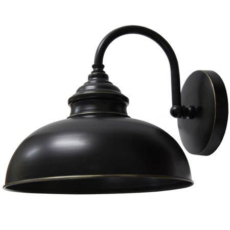 1 light outdoor wall mounted lighting in imperial bronze