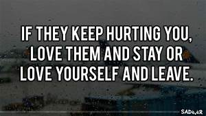 Love Hurts Quotes Captivating Best 25 Love Hurts Quotes ...