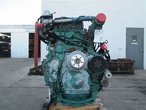 2004 Used Volvo Ved12d Engine For Sale  305 743