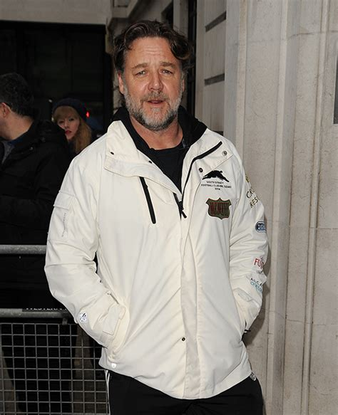 Russell Crowe Talks About Fight For Australian Citizenship