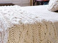 tricoter un plaid en 1000 images about k n i t on crocheted blankets chunky blanket and crochet blankets