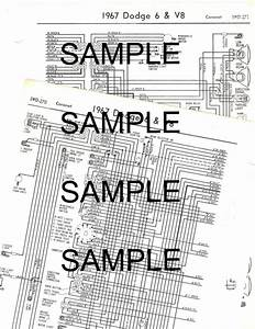 1966 Ford Fairlane 6 Cylinder  U0026 V8 66 Wiring Guide Diagram