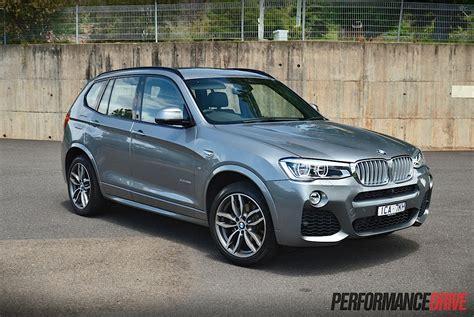 2015 Bmw X3 by 2015 Bmw X3 Xdrive28i M Sport Review